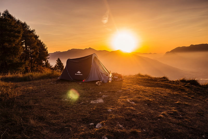 Dispersed Camping Is Your Way to Camp for Free All Over the U.S.